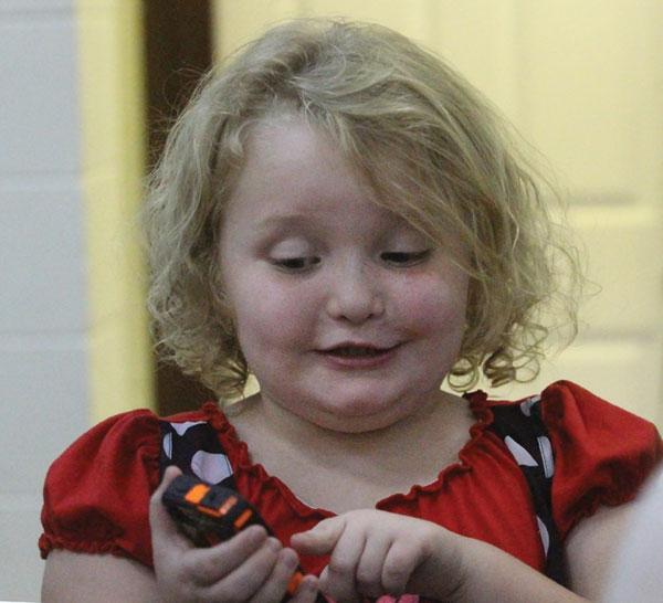 Honey Boo Boo Discover St Clair