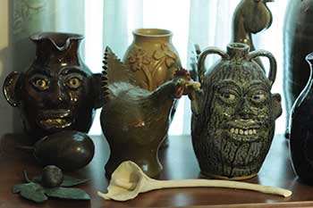 Frank-Phillips-pottery-collection